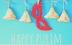 Purim Header