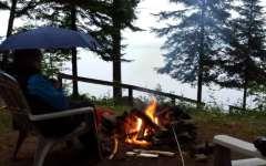 Bonfire in the Rain