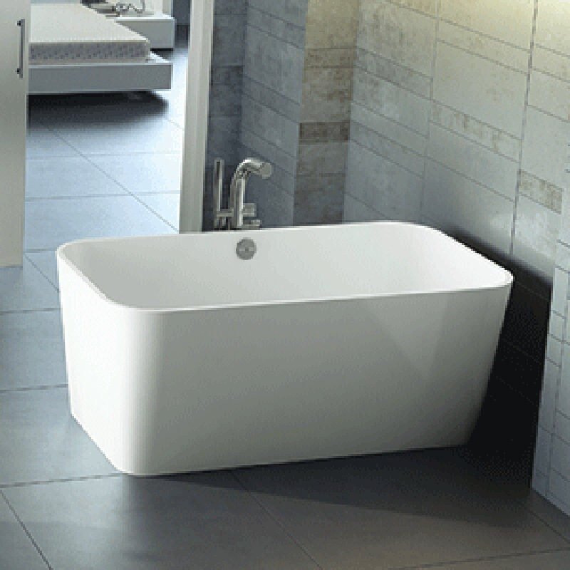 Buy Victoria Albert Edge Contemporary Dual Ended Tub At