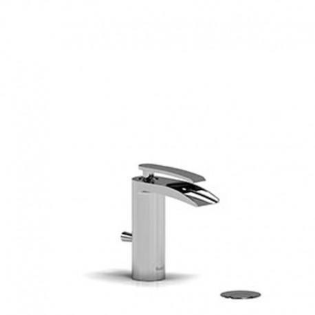 riobel bsop01 single hole lavatory faucet open spout