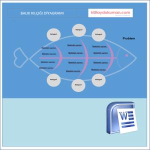 Balık Kılçığı Diyagramı (2)