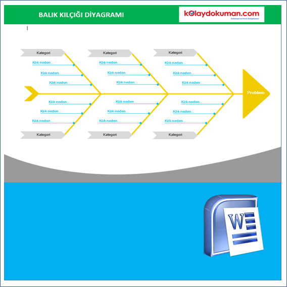 Balık Kılçığı Diyagramı (4)