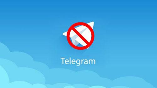 ریپورت در تلگرام - روشهای خروج از ریپورت تلگرام 2