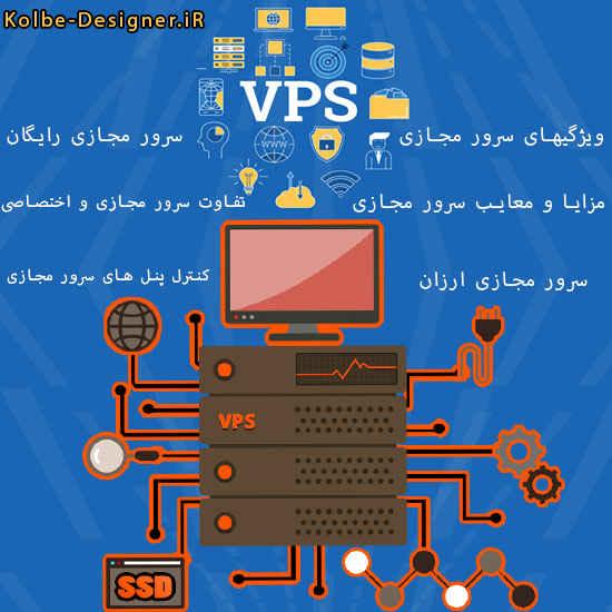 سرور مجازی VPS چیست؟ خرید سرور مجازی VPS | سرور مجازی ارزان یا رایگان