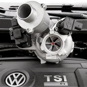LM500 Track IS38 Upgrade Turbo Lader VW Golf 7 R MK7 MK7.5 KolbenKraft Tuning 2019