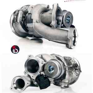 LM Upgrade Turbocharger VAG Upgradelader AUDI RS6 C8 RS7 SQ8 RS Q8 Lamborghini Urus Porsche Panamera II Turbo S GTS Cayenne III Coupé Hybrid Turbolader