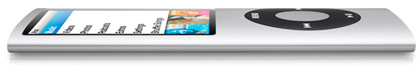 Nano-cromático, el nuevo iPod Nano (3/3)