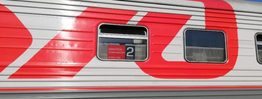 Pociąg nr 306 z Irkucka do Ułan Bator
