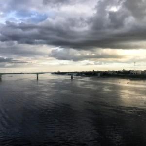 Szlak transsyberyjski - wiadukty i mosty