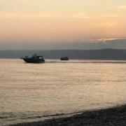 Romantyczne Jezioro Bajkał