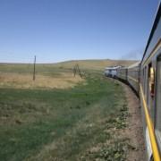 Kolej Transsyberyjska Moskwa - Pekin