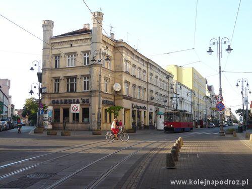 Bydgoszcz - centrum miasta