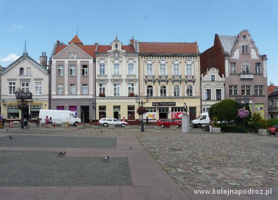 Tczew - Rynek (Plac Hallera)