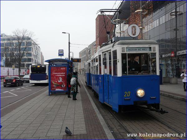 """Linia """"0"""" - zabytkowy tramwaj"""
