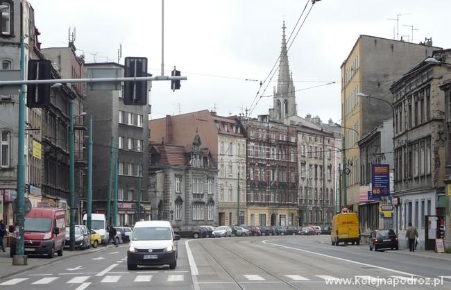 Katowice - ulica Warszawska