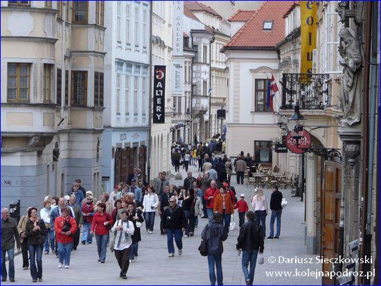 Bratysława - centrum