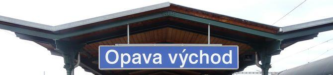 Opava-Východ – dworzec kolejowy