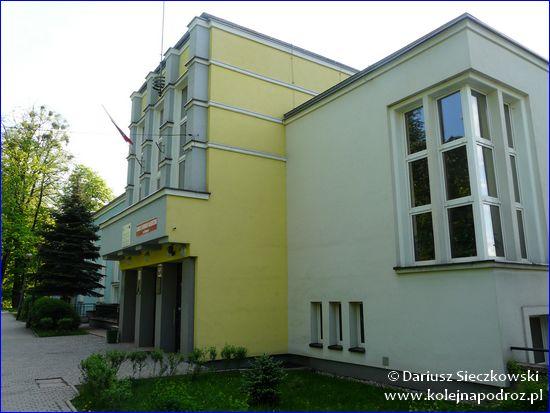 Szkolne Schronisko Młodzieżowe w Cieszynie - budynek