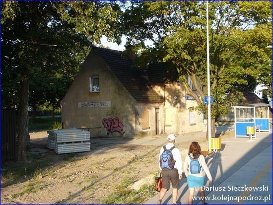 Swarzewo - stacja kolejowa