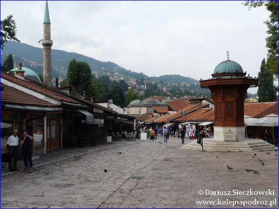 Sarajewo - Baščaršija