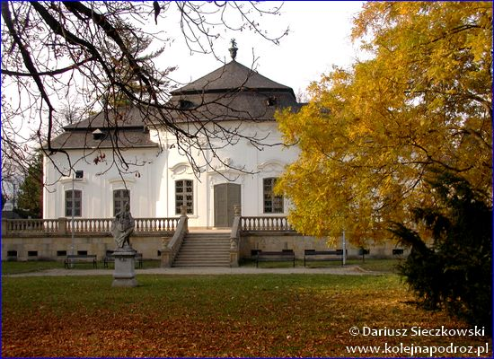 Brno - Letohrádek Mitrovských