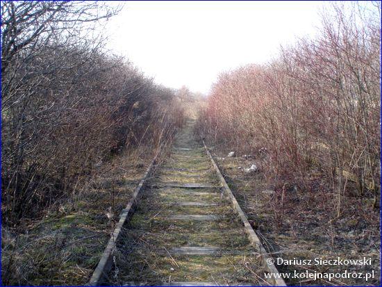 Brno - dawna linia tramwajowa