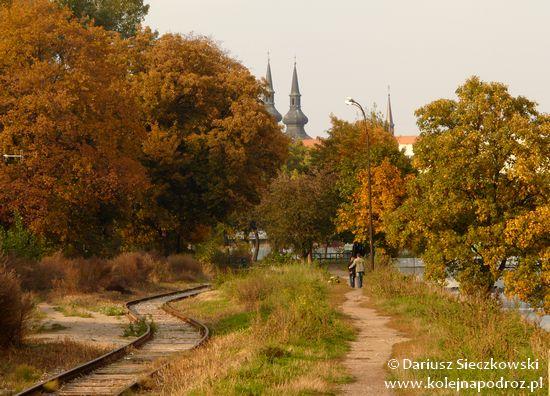 Brno - tereny spacerowe nad Svitavą