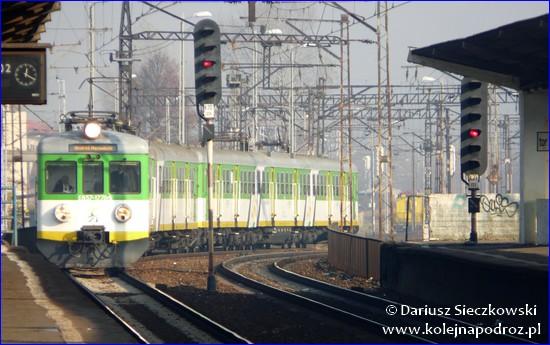 Koleje Mazowieckie - pociąg