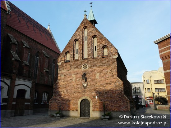 Oświęcim - kaplica św. Jacka