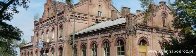 Dworzec kolejowy Będzin – informacje
