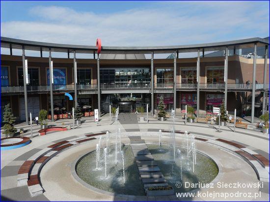 Dąbrowa Górnicza - centrum handlowe Pogoria