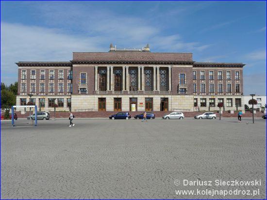 Dąbrowa Górnicza - Pałac Kultury Zagłębia