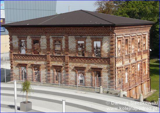Dąbrowa Górnicza - Pałacyk Dezona