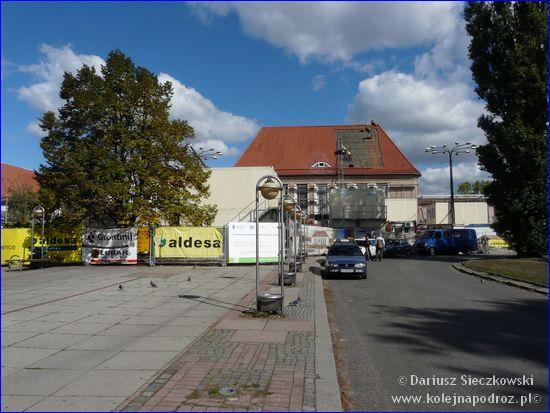 Gliwice - remont dworca