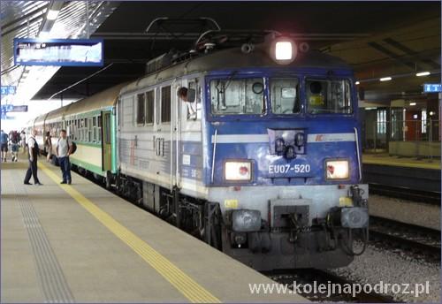 Wspaniały pociąg PKP Intercity
