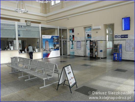 Dworzec kolejowy Sosnowiec Główny