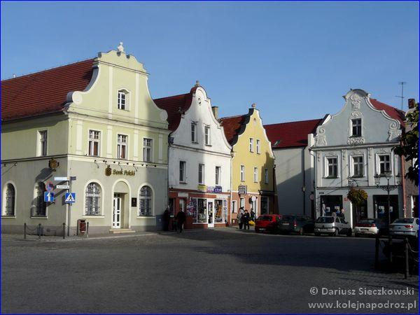 Rynek w Głogówku
