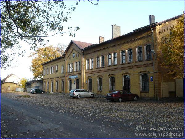 Głogówek - stacja kolejowa