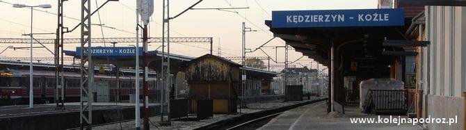 Kędzierzyn-Koźle – remont dworca (foto)