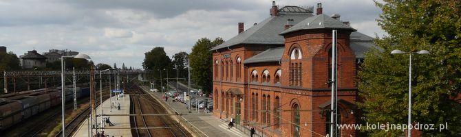 Kluczbork – dworzec kolejowy