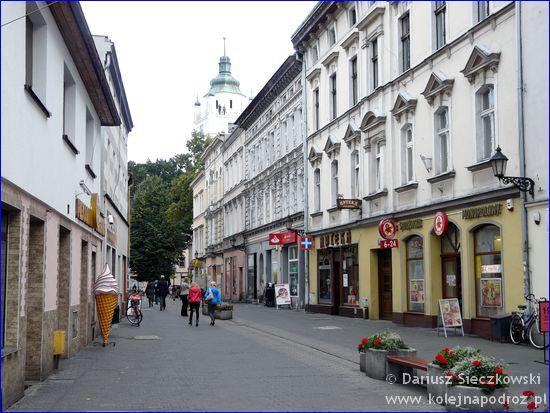 Ulica Marszałka Piłsudskiego