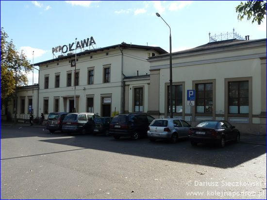 Oława - dworzec kolejowy
