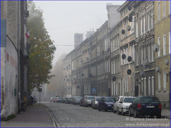 ulica Młyńska w Prudniku