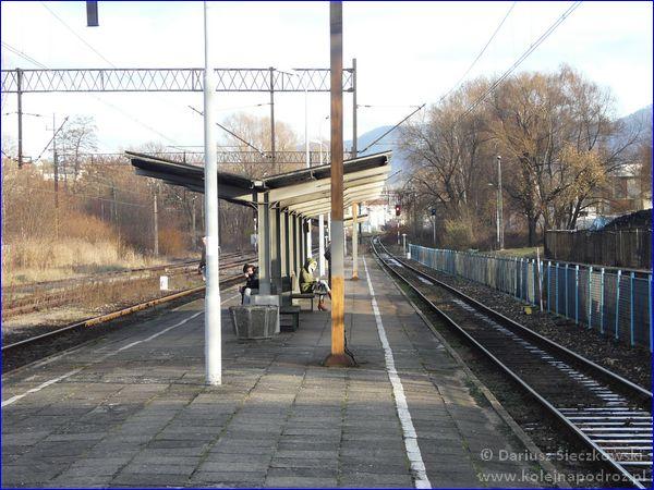 Bielsko-Biała Wschód - stacja kolejowa