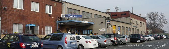 Hranice na Moravě – dworzec kolejowy