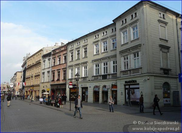 Kraków - ulica Grodzka