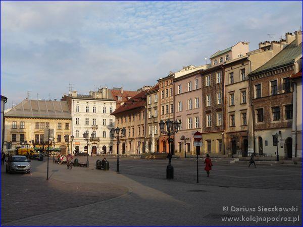 Kraków - Mały Rynek