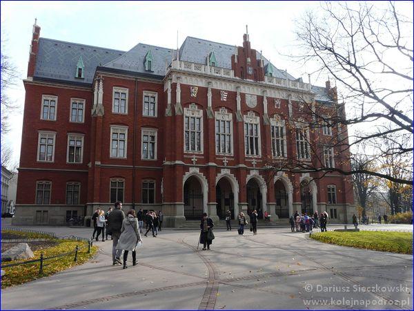 Kraków - Uniwersytet Jagielloński