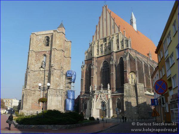 Bazylika pw. św. Jakuba i Agnieszki w Nysie