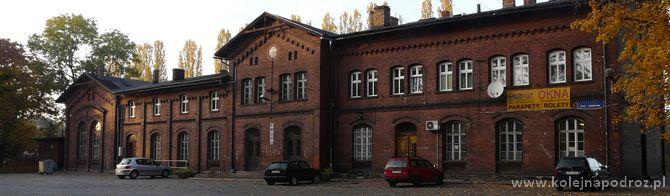 Dworzec kolejowy w Prudniku – informator